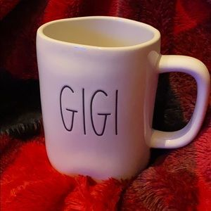 "Rae Dunn ""GiGi"" Mug coffee tea hot cocoa"